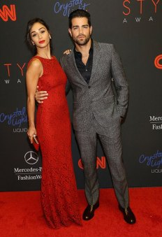 Cara Santana and Jesse Metcalf