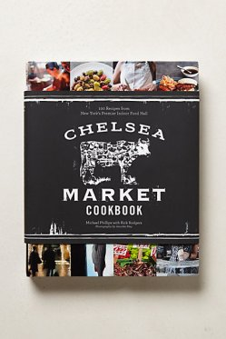 Chelsea Market Cookbook, $30 Anthropologie