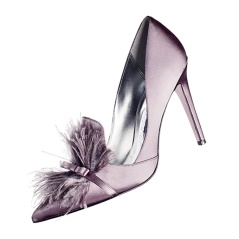 feather-wedding-style-ideas-shoes