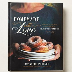 Homemade with Love Cookbook, $28 Anthropologie