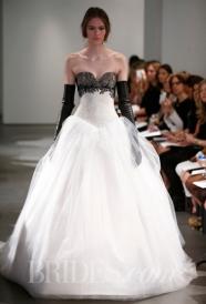 Vera Wang, ball gown