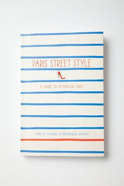 Paris Street Style, $25 Anthropologie