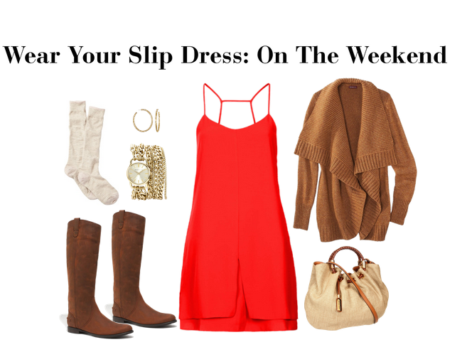 Weekend Slip Dress