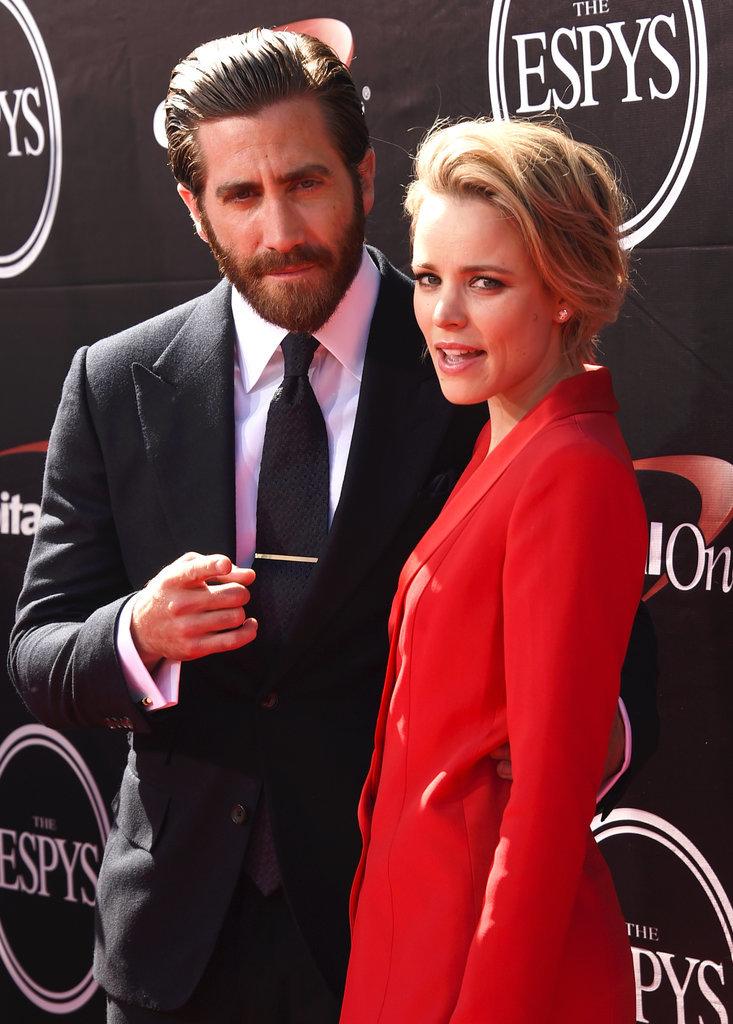 Rachel-McAdams-Jake-Gyllenhaal-ESPYs-2015 (1)