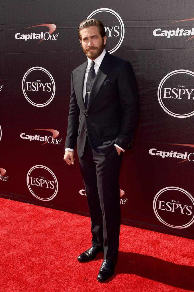 Rachel-McAdams-Jake-Gyllenhaal-ESPYs-2015 (4)
